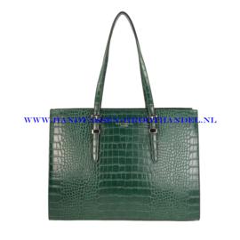 N81 Handtas Flora & Co x8002 groen