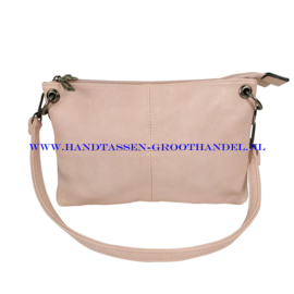 N30 Handtas Flora & Co 8056 rose pale (roze)
