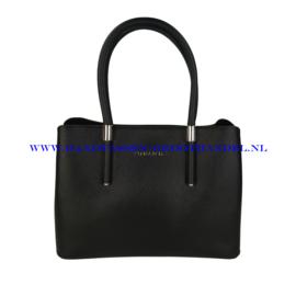 N32 Handtas Flora & Co 9522 zwart