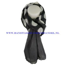 N5 sjaal ENEC-821 grijs