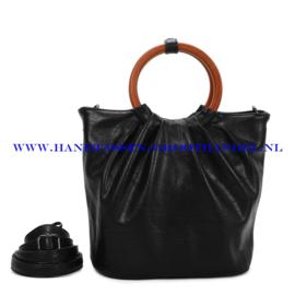 N73 Handtas Ines Delaure 1682617 zwart