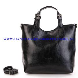 N72 Handtas Ines Delaure 168168 zwart