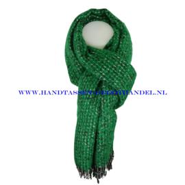 N101 sjaal ENEC-845 groen
