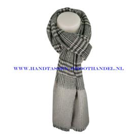 N14 sjaal ENEC-906 grijs