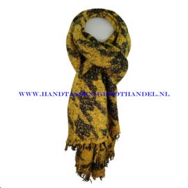 N15 sjaal ENEC-915 geel