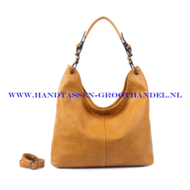 N73 Handtas Ines Delaure 1682088 saffran (geel)