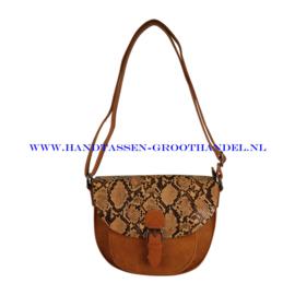 N32 Handtas Flora & Co 6779 camel