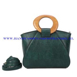 N107 Handtas Ines Delaure 1682209m pin (groen)