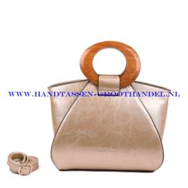 N73 Handtas Ines Delaure 1682209 dore (goud)