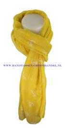 N5 sjaal enec-1043 geel