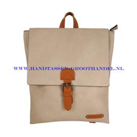 N34 Handtas Flora & Co 6771 beige taupe