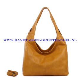 N72 Handtas Qischa 1682387a saffran (geel)