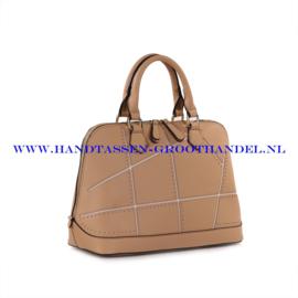 N73 Handtas Ines Delaure 1681852 beige
