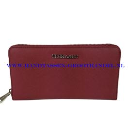 N20 portemonnee Flora & Co k1688 bordeaux