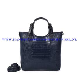 N72 Handtas Ines Delaure 168168c nuit (blauw)