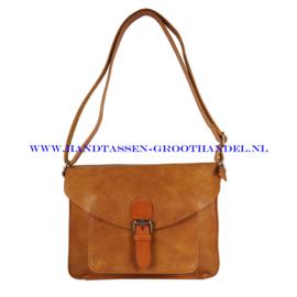 N115 Handtas Flora & Co 6711 camel
