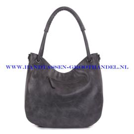 N38 Handtas Ines Delaure 1682098 grijs