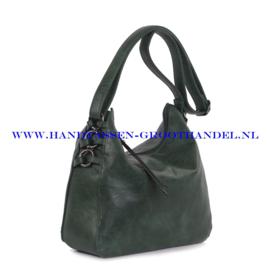 N35 Handtas Ines Delaure 1682132 empire (groen)
