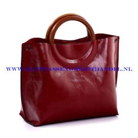 N73 Handtas Ines Delaure 1681677 rood