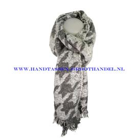 N15 sjaal ENEC-915 grijs