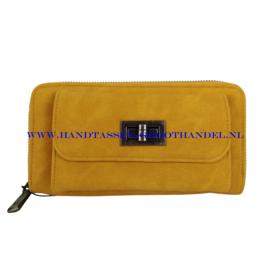 N18 portemonnee Mandoline 135 geel