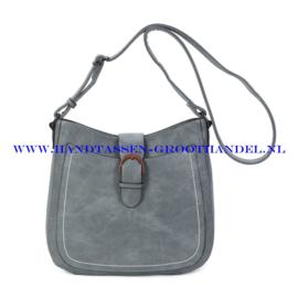 N39 Handtas Ines Delaure 1682757 gris sauge (grijs)