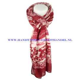 N7 Sjaal 7004 rood