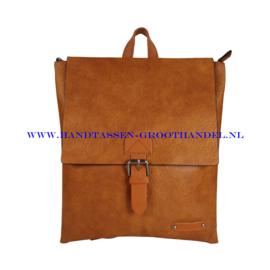 N34 Handtas Flora & Co 6771 camel