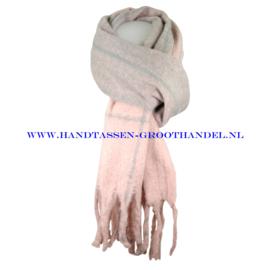 N15 sjaal 1832 roze