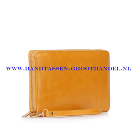 N16 portemonnee Ines Delaure B007 saffran