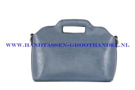 N35 Handtas Ines Delaure 168018 bleu ciel (blauw)