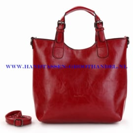 N72 Handtas Ines Delaure 168168 rood