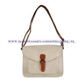 N115 Handtas Flora & Co 6711 ecru (beige)