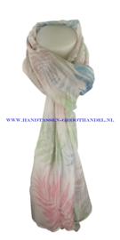 N5 sjaal enec-1040 roze