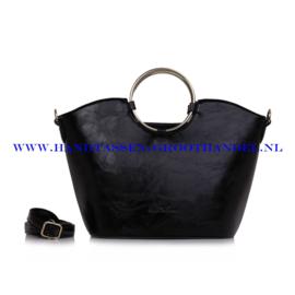 N73 Handtas Ines Delaure 1682376 zwart