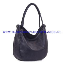 N38 Handtas Ines Delaure 1682098 marine (blauw)