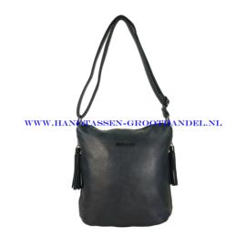 N30 Handtas Flora & Co 7150 blauw