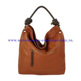 N38 Handtas Flora & Co 9902 camel