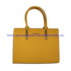 N32 Handtas Flora & Co 9519 moutarde (mosterd - geel)
