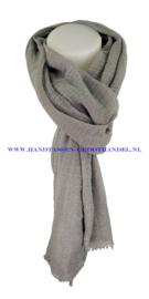 N5 sjaal enec-631 grijs