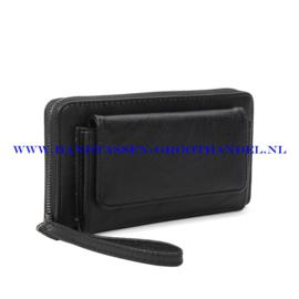 N21 portemonnee Ines Delaure E019 zwart