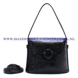 N32 Handtas Ines Delaure 1682433 zwart