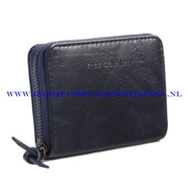 N12 portemonnee Ines Delaure E010 blauw