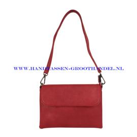 N20 Handtas Flora & Co h9158 rood