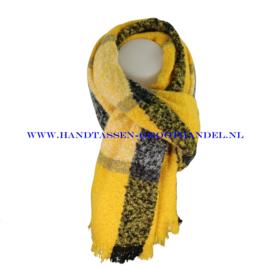 N14 sjaal ENEC-919 geel