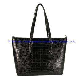 N41 Handtas Flora & Co 9527 zwart