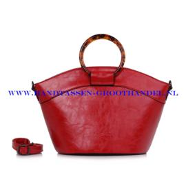 N40 Handtas Ines Delaure 1682355 feu (rood)