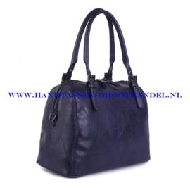 N73 Handtas Ines Delaure 1682192 marine (blauw)