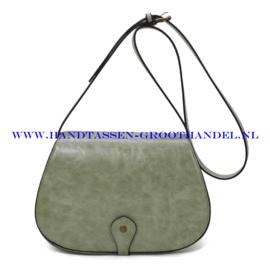 N34 Handtas Ines Delaure 1682648 amande (groen)