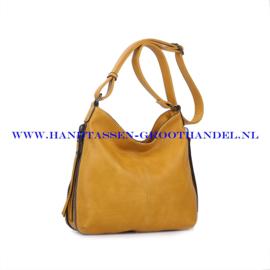 N72 Handtas Ines Delaure 1681669 geel